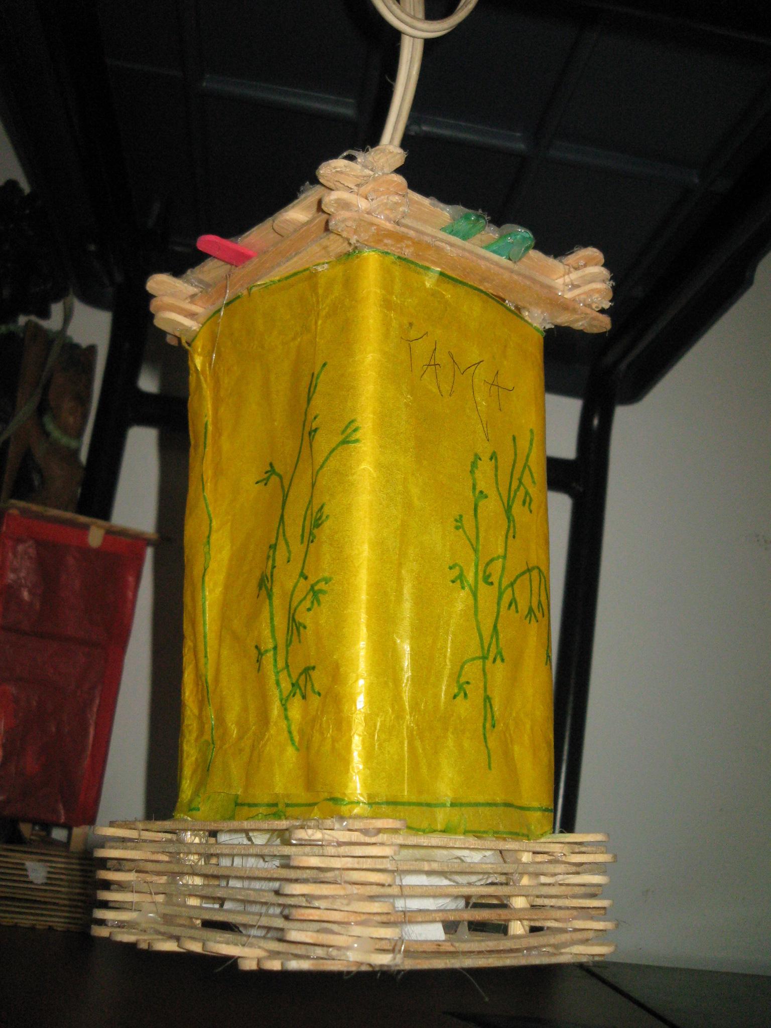 KARYA LAMPION SISWA