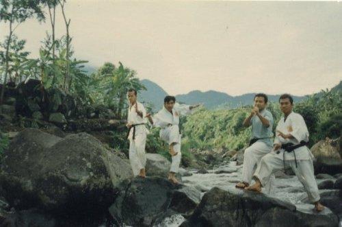 ju-jitsu martial art